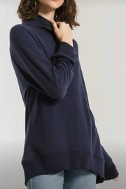 z supply Soft-Spun Mock Neck - Product Mini Image