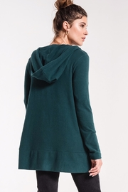 z supply Softspun Open Cardigan - Front full body