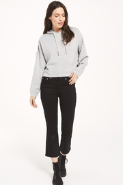 z supply Soho Fleece Hoodie - Front cropped