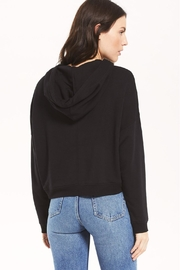 z supply Soho Fleece Hoodie - Front full body