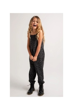 Z Supply  Spencer Leopard Jumper- Girls - Product List Image