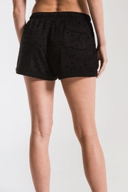 z supply Stars Pajama Shorts - Front full body