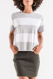 z supply Stripped Top - Front cropped