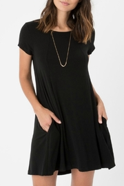 z supply Swing Shirt Dress - Product Mini Image