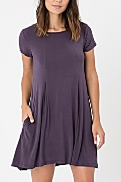 z supply Shirt Swing Dress - Product List Image