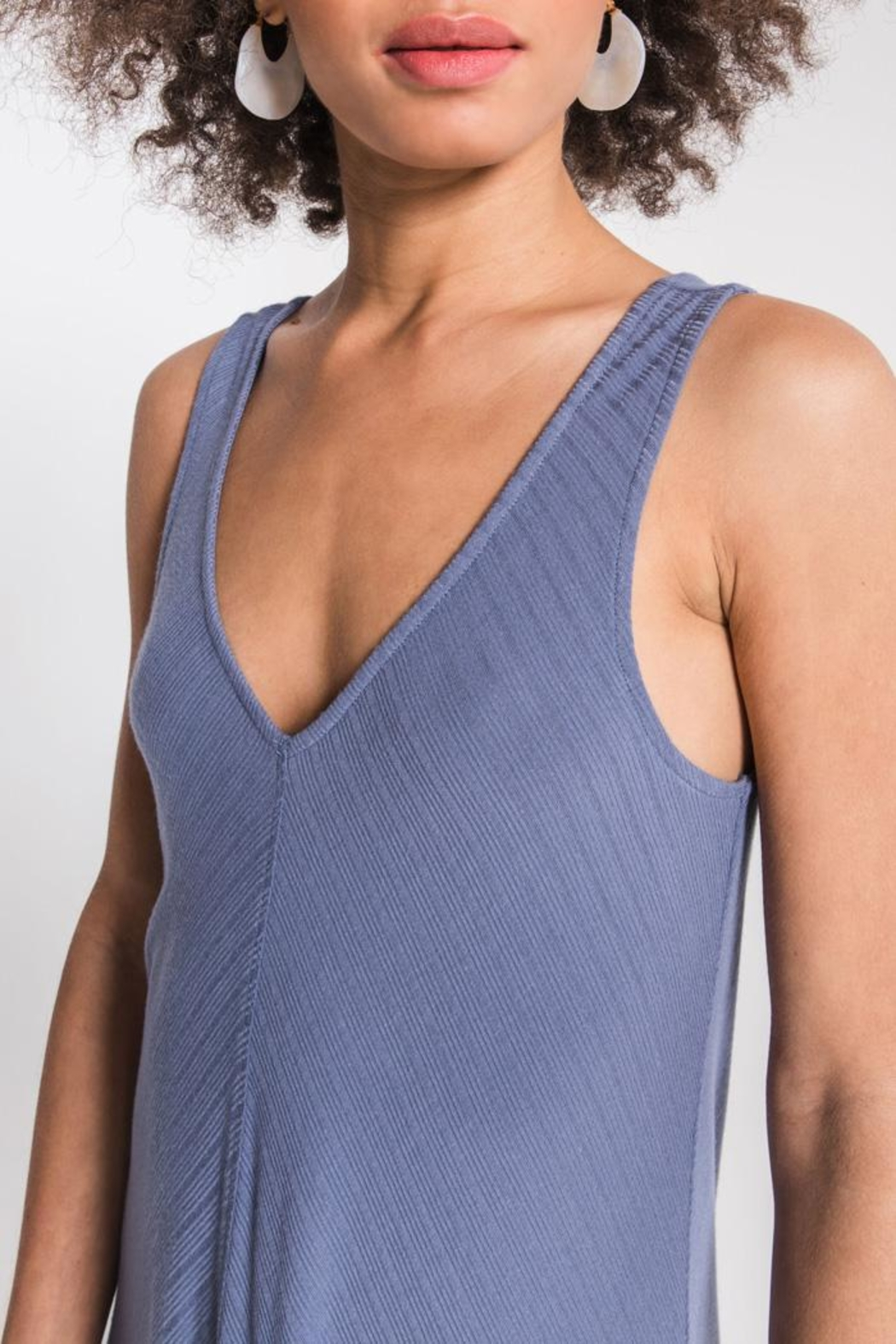 z supply Tank Dress - Front Full Image