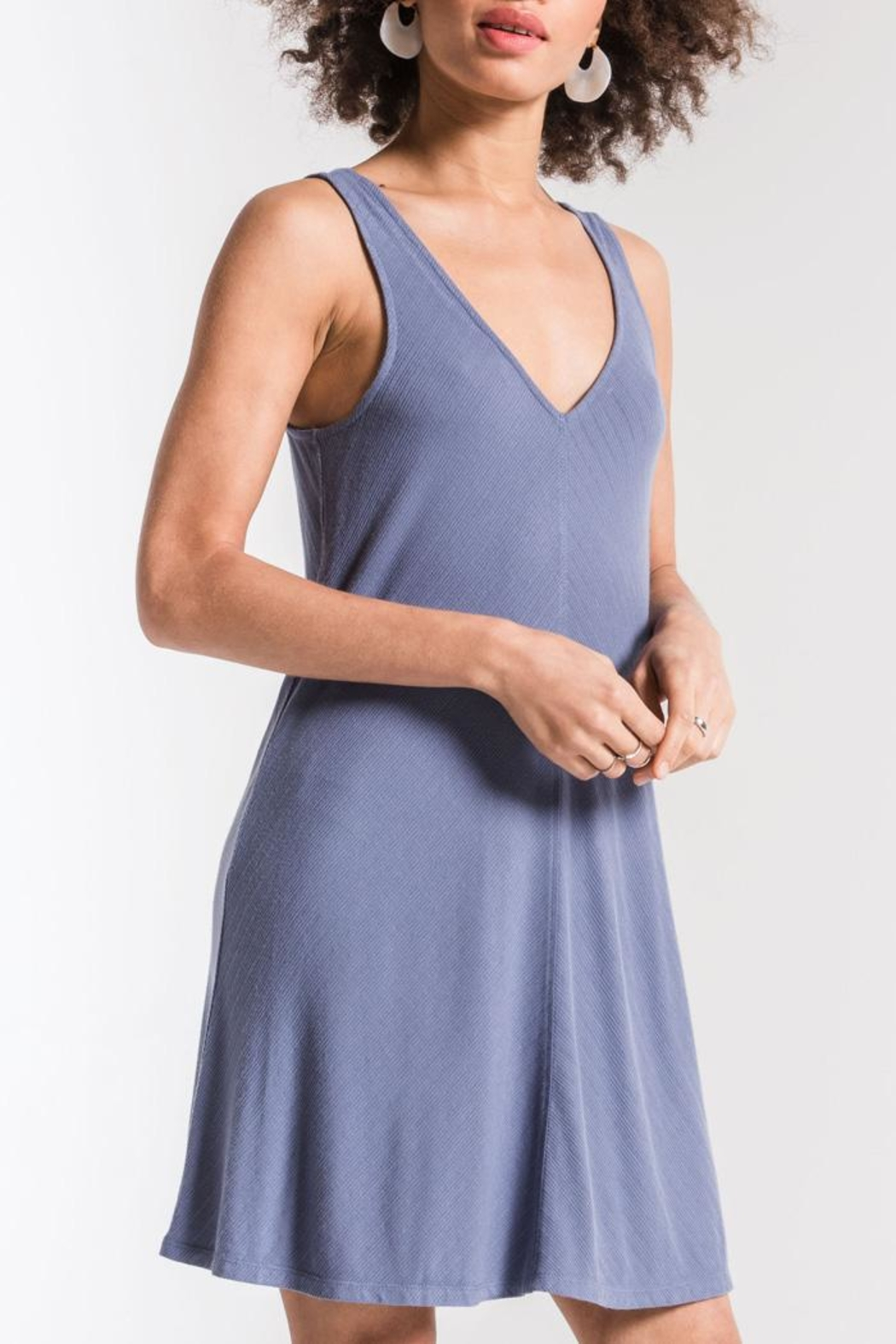 z supply Tank Dress - Front Cropped Image