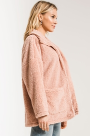 z supply Teddy Bear Coat - Side cropped