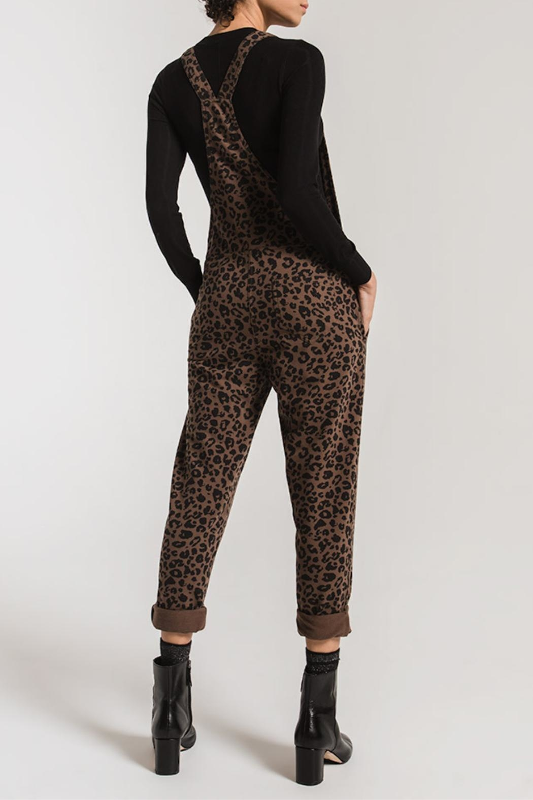 z supply The Leopard Overall - Front Full Image