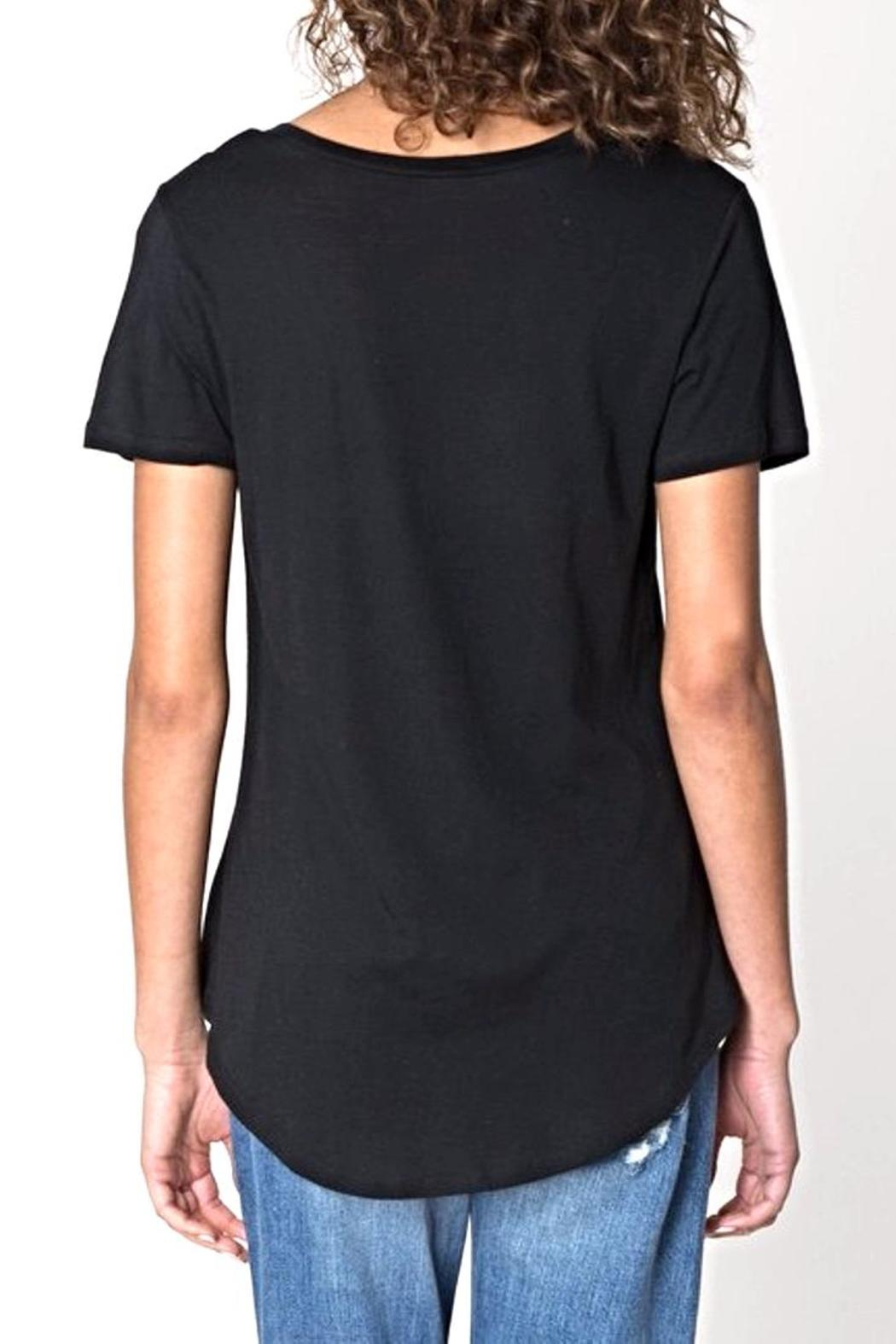 z supply The Modal Tee - Side Cropped Image