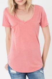 z supply The Pocket Tee - Front cropped