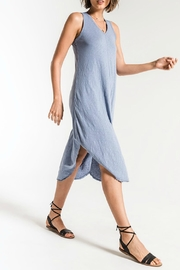 z supply The Reverie Midi - Front cropped