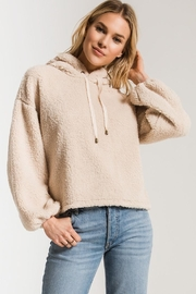 z supply The Sherpa Pullover - Product Mini Image