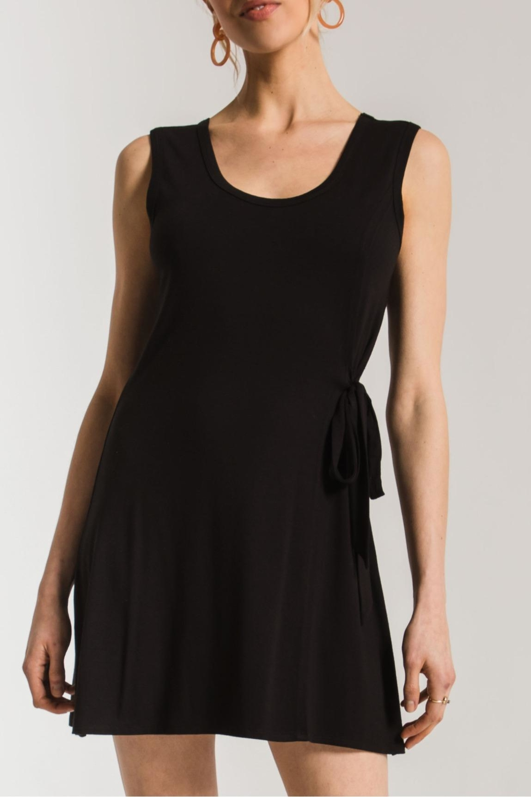 z supply The Side Tie Dress - Main Image