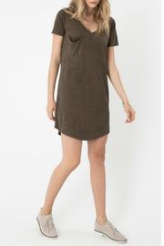 z supply Suede Dress - Product Mini Image