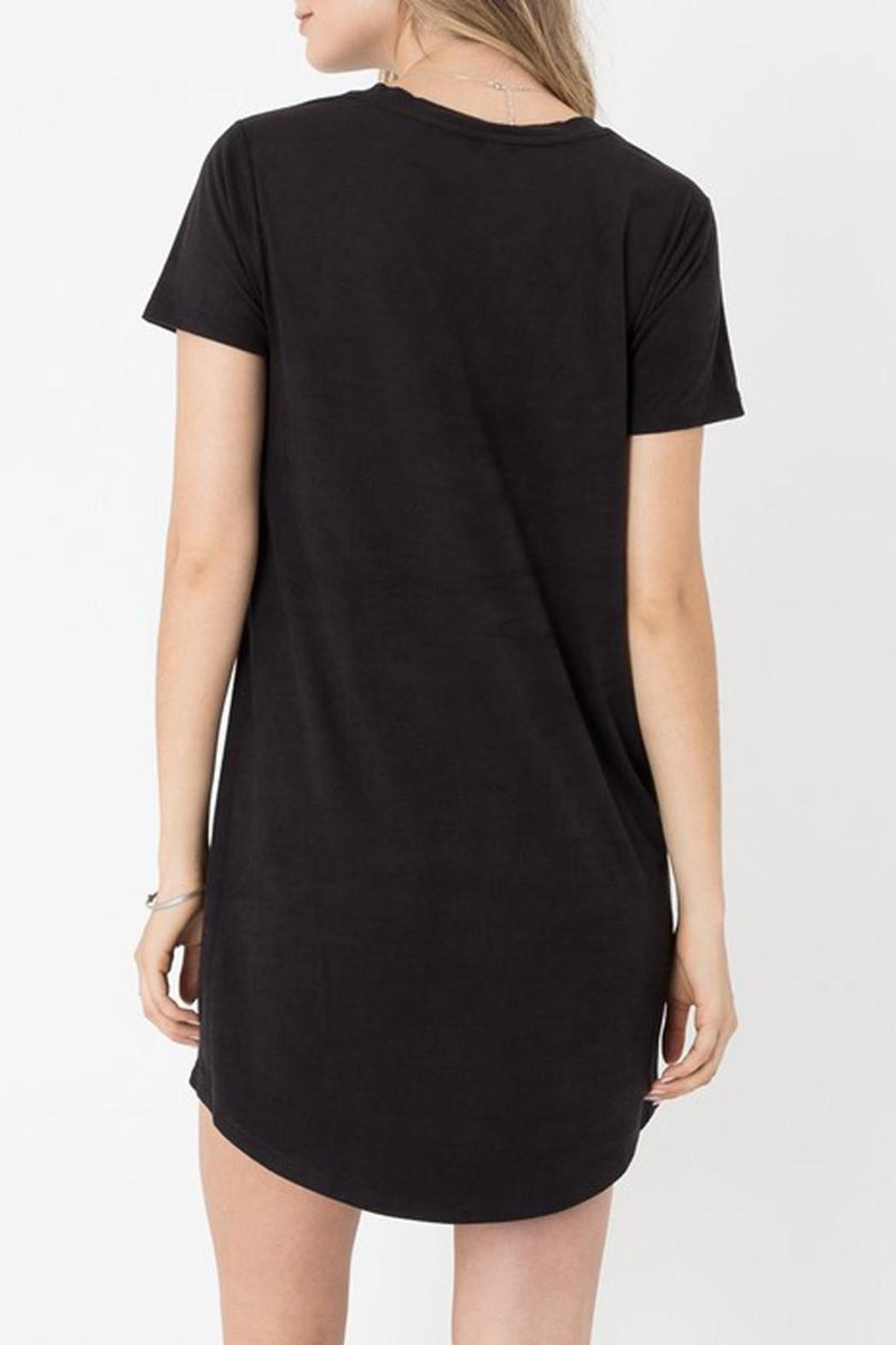 z supply Suede Dress - Front Full Image