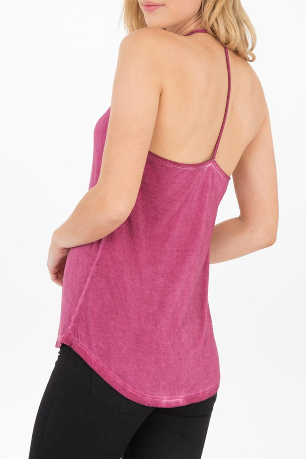 z supply The T-Back Tank - Front Full Image