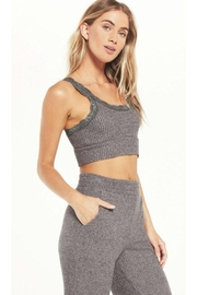 z supply Thermal Lace Bra - Front full body