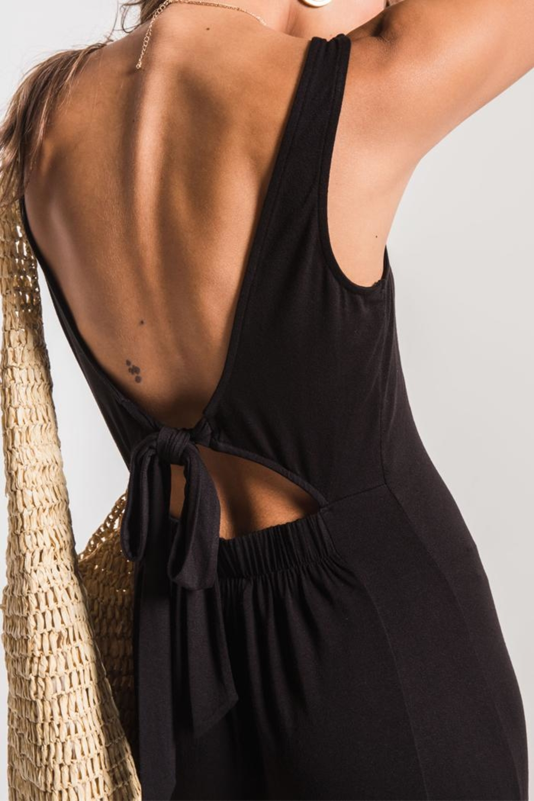 z supply Tie-Back Maxi - Side Cropped Image