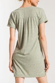 z supply Triblend T-Shirt Dress - Product Mini Image