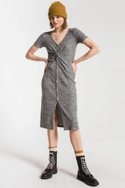 z supply Twist Front Dress - Product Mini Image