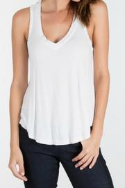 z supply Vagabond Tank White - Product Mini Image