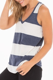 z supply Venice Racer Tank - Front full body