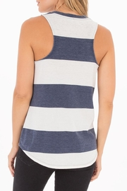 z supply Venice Racer Tank - Side cropped