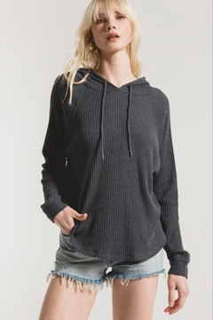 z supply Waffle Thermal Dolman - Product List Image