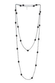 Zacasha Long Layering Necklace - Product Mini Image
