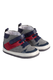 Robeez Zachary High Top - Front cropped