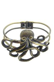 ZAD Octopus Hinge Cuff - Product Mini Image