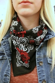 ZAD Vintage Rose Bandana - Product Mini Image