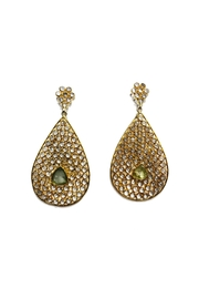 Lets Accessorize Zade Drop Earrings - Product Mini Image