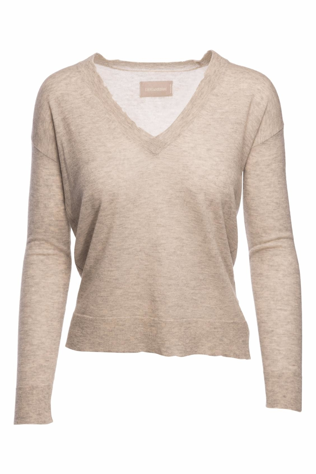 Zadig & Voltaire Happy Cashmere Sweater - Main Image