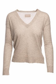 Zadig & Voltaire Happy Cashmere Sweater - Front cropped