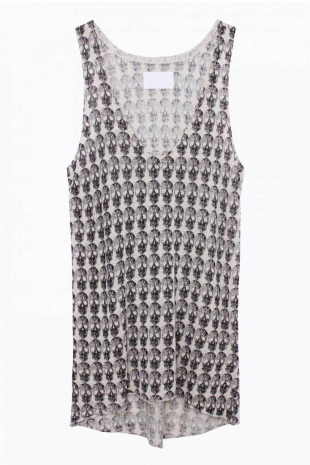 Zadig & Voltaire Joss Tank Top - Side Cropped Image