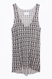 Zadig & Voltaire Joss Tank Top - Product Mini Image