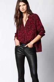 Zadig & Voltaire Long Sleeve Tunic - Side cropped