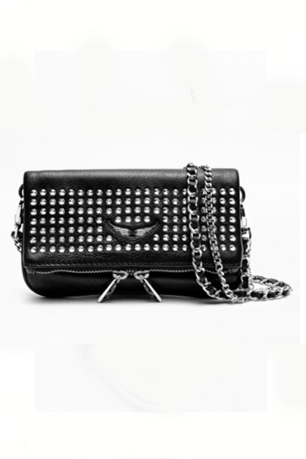 Zadig & Voltaire Rock Nano Bag - Front Cropped Image
