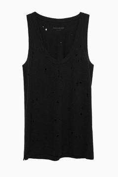 Zadig & Voltaire Wassa Holes Tank - Alternate List Image