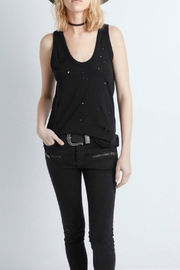 Zadig & Voltaire Wassa Holes Tank - Product Mini Image