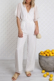 Vintage High Waisted Trousers, Sailor Pants, Jeans Zahara Pantsuit $115.00 AT vintagedancer.com