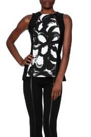 Zanzi Geo Print Top - Product Mini Image