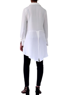 Zanzi High-Low Tunic Shirt - Alternate List Image