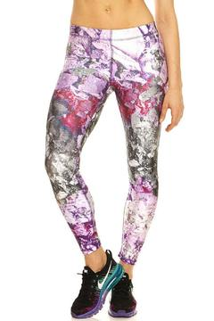 Shoptiques Product: Crushed Make-Up Leggings