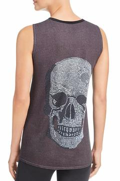 Shoptiques Product: Skull Graphic Tank