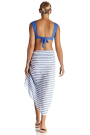 Vitamin A Zarace Beach Wrap - Front full body