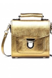 Zatchels Metallic Sugarcube Bag - Product Mini Image