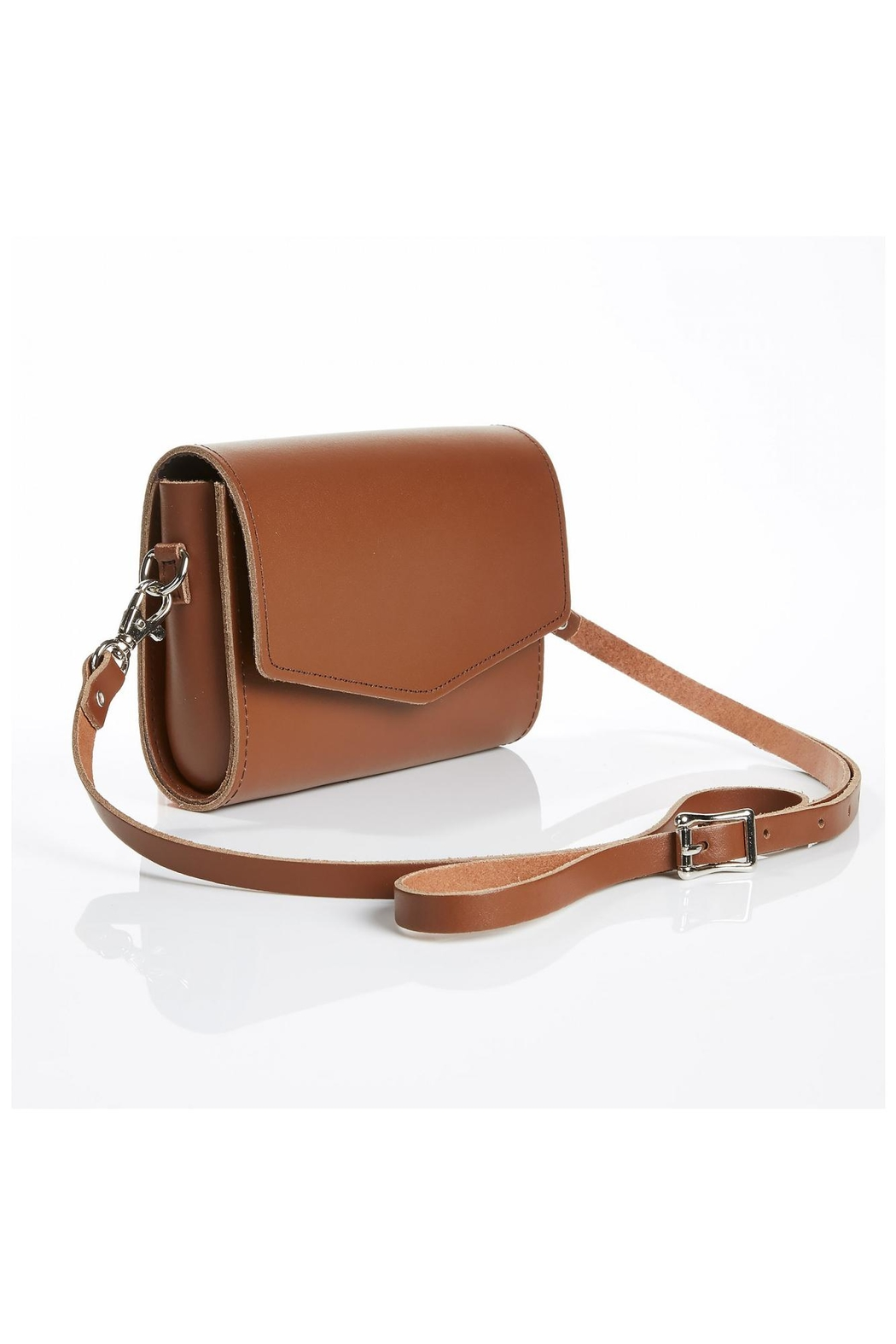 Zatchels Micro Clutch - Front Cropped Image